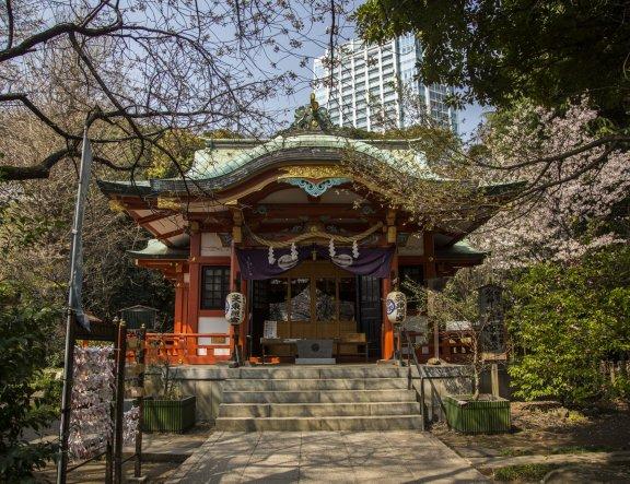 8 địa điểm lịch sử ở Shiba