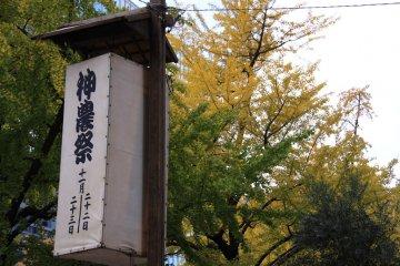 Festival Shinno-sai (22-23 Nov)