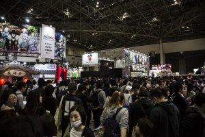 Plus de 150'000 visiteurs se sont rendus à l'événement cette année