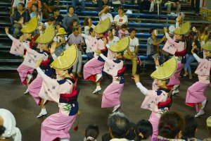 Парадный танец-шествие