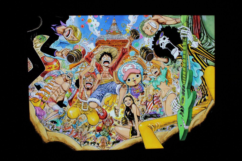 Tokyo One Piece Tower