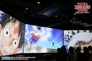 Luffy vs Law!