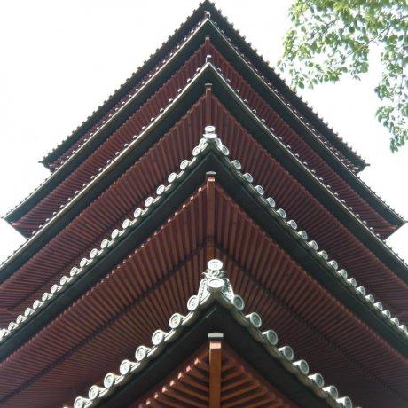 Ikegami Honmonji in Ota, Tokyo