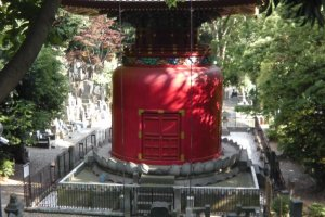 The Hoto is the site of Saint Nichiren's cremation