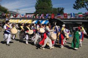 Koma Shrine Thanksgiving Day