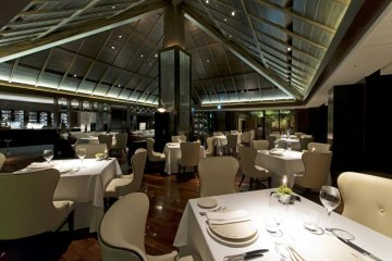 <p>The Italian restaurant, Chura-Nuhji</p>