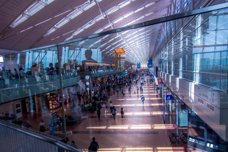 Sân bay Haneda, Tokyo