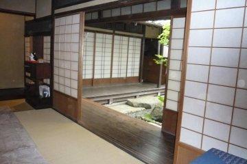 <p>Meiji era house</p>