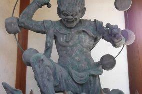 Zenkyu-In Temple in Matsumoto