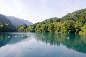 Озеро Сима в Наканодзё