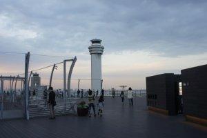 Observation deck Terminal 1