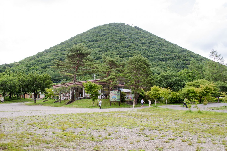 Haruna mountain