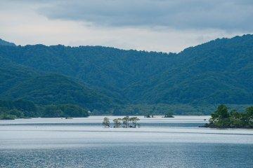The Hibara Lake