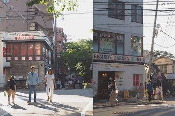 เที่ยวสองย่านสุดฮิปใจกลางโตเกียว