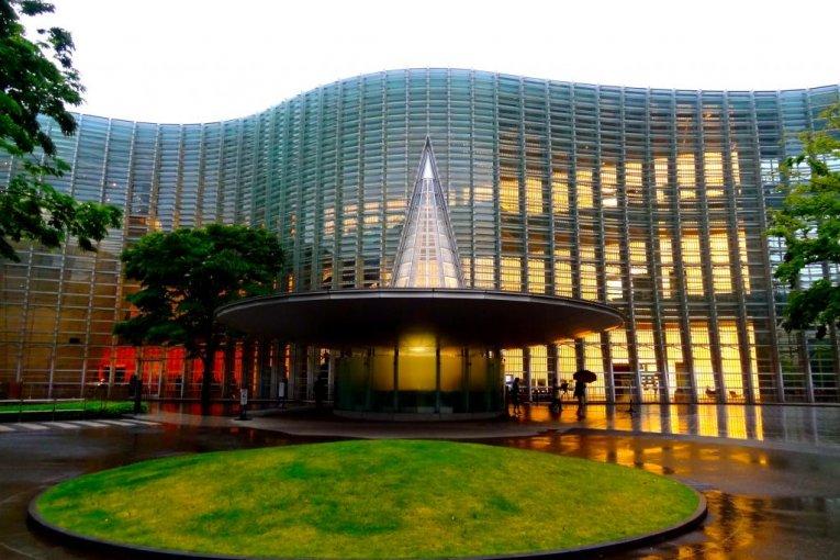Национальный Центр Исскуств, Токио