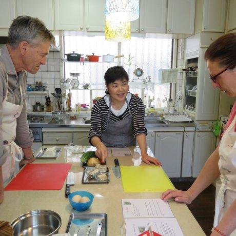 Okinawa Cooking at Yonner Food (Part 2)