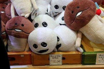 Nameko - the mushroom that is steadily gaining popularity in Japan.