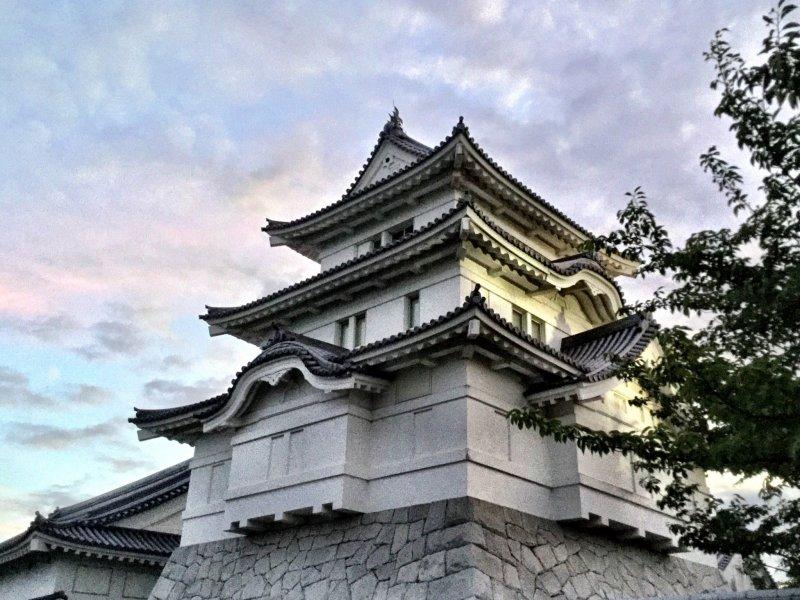 Фотогеничный Музей замка Сэкиядо