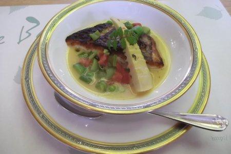 Le Blanc Restaurant in Matsumoto