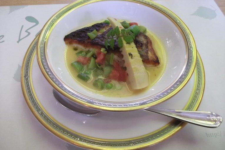 Nhà hàng Le Blanc ở Matsumoto