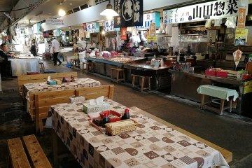 DIY海鲜丼 青森鱼菜中心