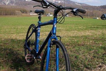 Cycling the Niseko Loop