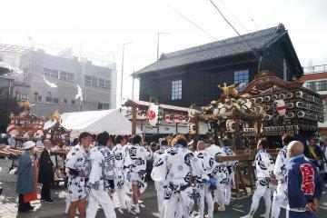 เทศกาลฤดูใบไม้ร่วง 'ซุอิกิ มัตซึตริ'