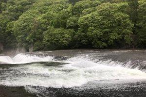 Fukiware Falls in Gunma
