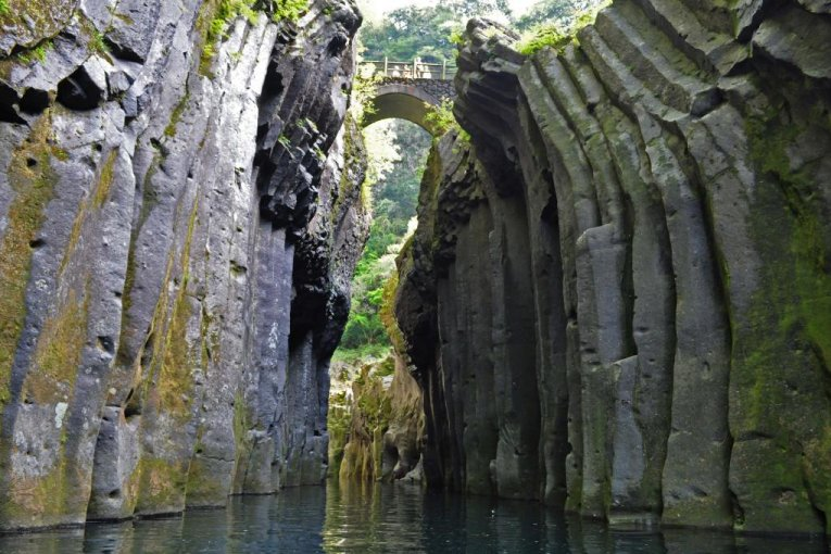 Ущелье Такачихо