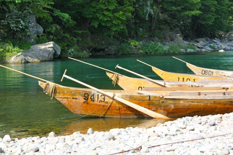 Balade sur la Rivière Kinu à Nikkō