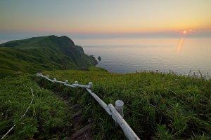 The Momoiwa trail