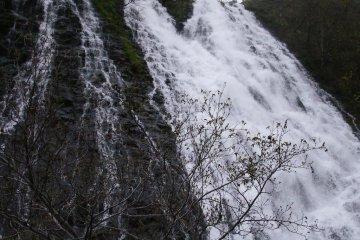 <p>Oshin-Koshin Falls near the entrance to the park</p>