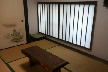 A look at the Japanese-style rooms of Kominka