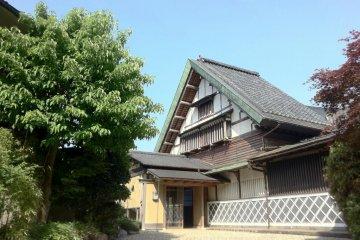 Genmyoan Ryokan Amanohashidate on the North Shore of Kyoto Prefecture
