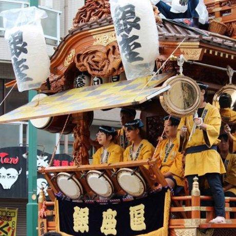 일본의 여름 마츠리