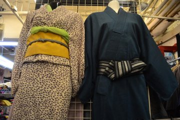 Подержанные кимоно Харажюку