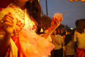Tokasan Yukata Festival
