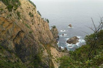 The north side of Kitayamazaki