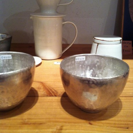 Beautiful ceramics at Sou Sou