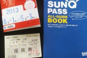 sun9버스 티켓