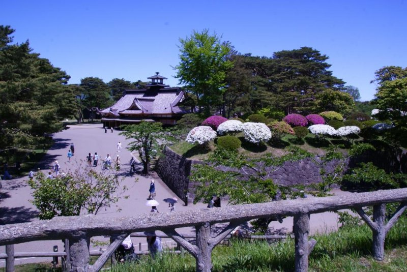 Hakodate Majistrate's Office at Goryokaku Park