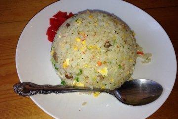 <p>Fried rice</p>