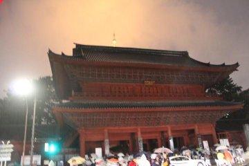 增上寺正门