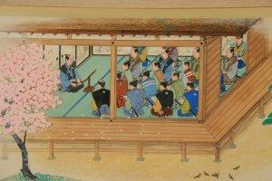 Heishu giảng dạy cho tầng lớp samurai.