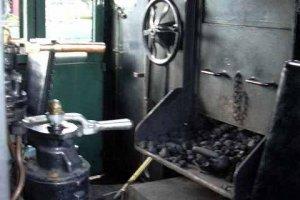 Engine room, SL