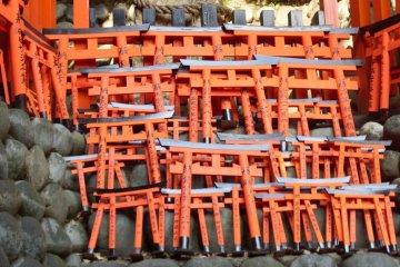 <p>Small torii</p>