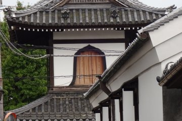 Bell tower of Shonenji Temple