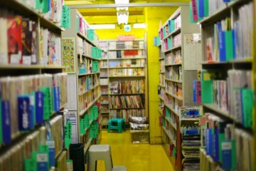 Thousands of books on offer to suit every girl's taste