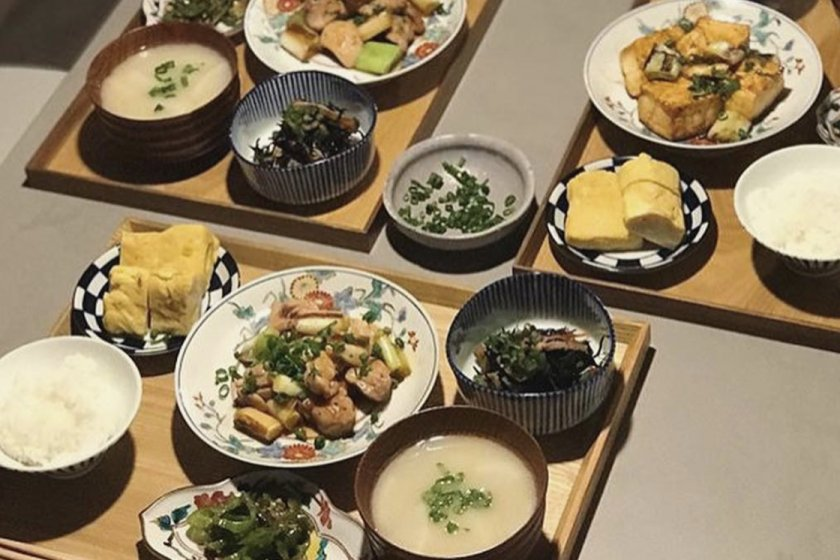 Learn authentic Japanese cooking with Ai
