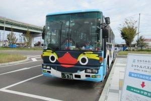 Автобус - пингвин